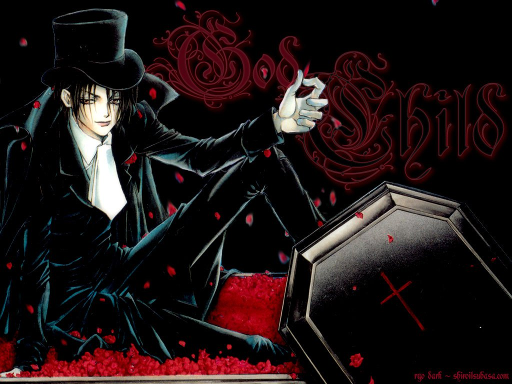 Dark Drawings: The Gothic Side of the Manga world [ARTICLE]