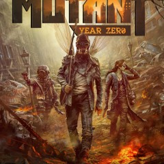 """Free Preview for Paper RPG, """"Mutant: Year Zero"""" [GAME PRESS RELEASE]"""