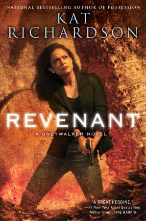 Revenant Book Cover