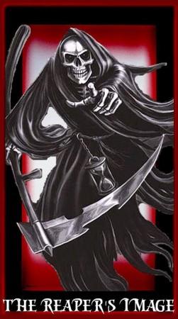 Reaper Image Poster