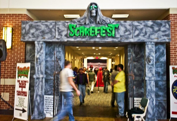 Enter the greatness of scary fun!