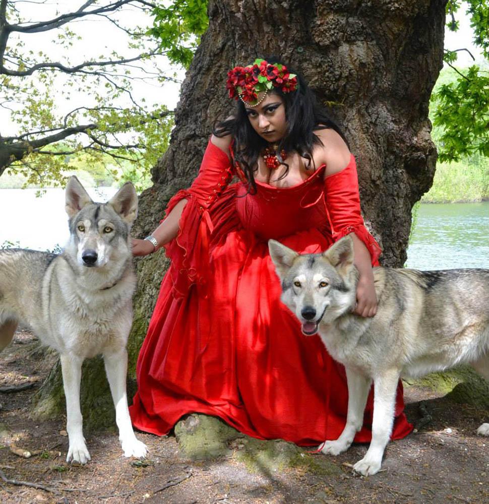 Wolf Charmer 7