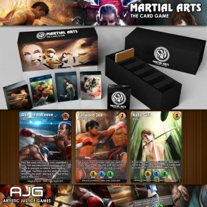 MartialArts TheCardGame