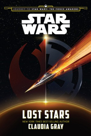 Star Wars: Lost Stars Cover