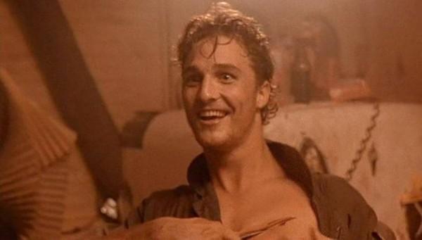 "Matthew McConaughey as ""Vilmer"" the freak"