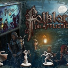 Folklore: The Affliction is LIVE on Kickstarter [GAME PRESS RELEASE]