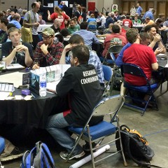 Born to Game: Day 1 of Gen Con 2015  [EXTENDED ARTICLE]