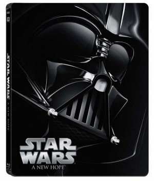 Star Wars Steel Book