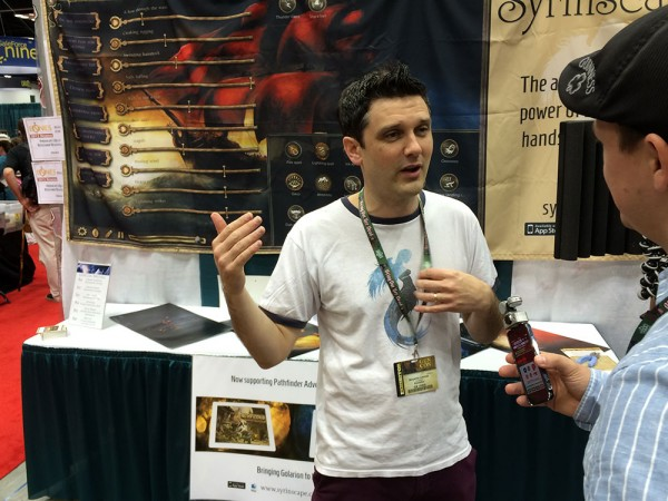 Chatting With Ben Loomes of Syrinscape