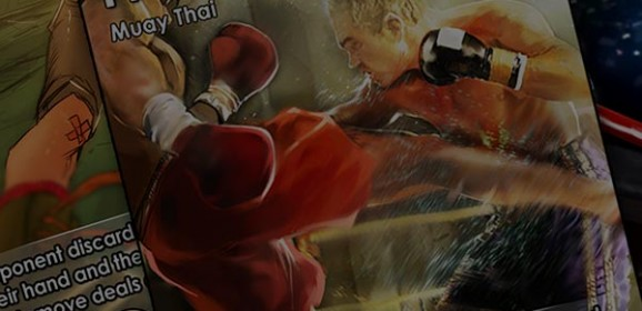 Martial Arts: The Card Game [GAME REVIEW]