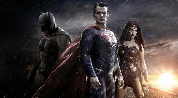 Batman v. Superman Promo Image