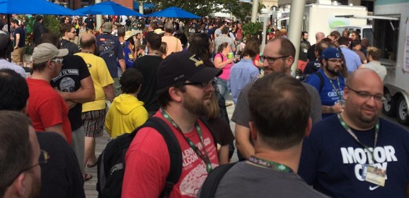 Born to Game: Day 3 of Gen Con 2015 [ARTICLE/EVENT]