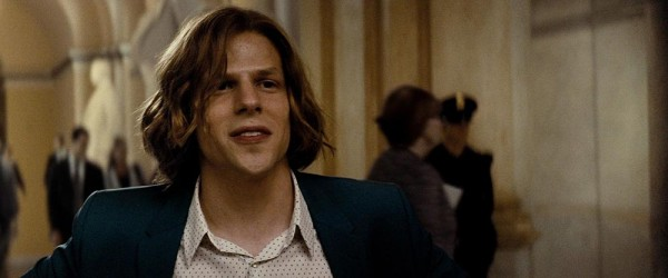 The Lex Luthor played by Jesse Eisenberg is much more manic than any we've met before.