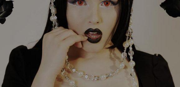 Marta Devilish Dimoska: Gothic Lolita [MODEL GALLERY]