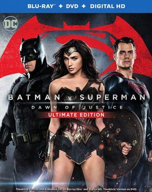 Batman V Superman Ultimate Edition (Images via Warner Brothers.)