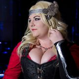 Katey Rosewater: Steampunk Lady Thor [MODEL GALLERY]