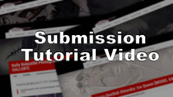 Submission Tutorial Video (Click Here)