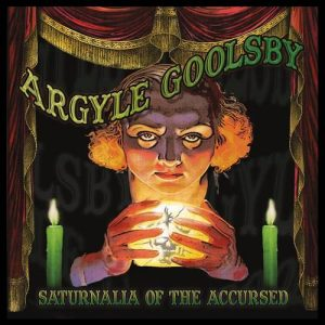 Saturnalia of the Accursed Cover