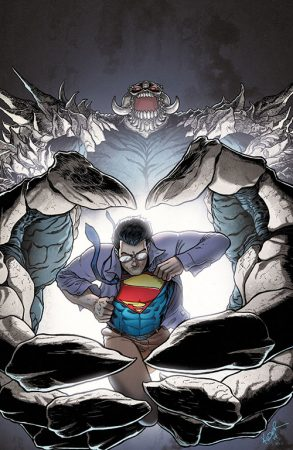 The idea of something that could kill Superman blew people's minds when it came out.