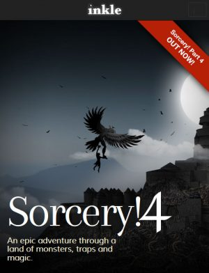 Sorcery 4 Cover