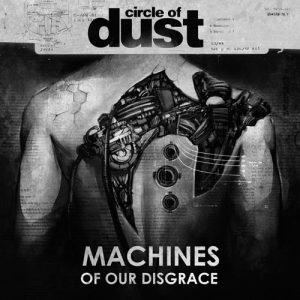 Machines of our Disgrace Cover