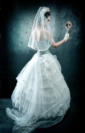 Corpse Bride Inspired Wedding Dress - The Best Wedding 2018