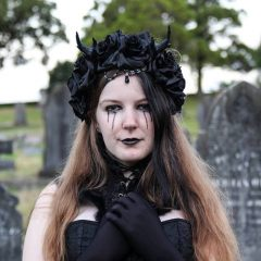 Where is the Funeral?  How the Color Black Became Associated with Death and Mourning. [SPOKESMODEL ARTICLE]