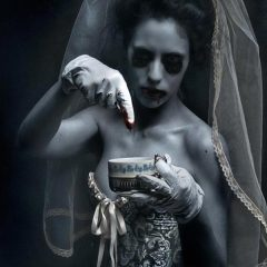 Lady Raven: The Corpse Bride [MODEL GALLERY]