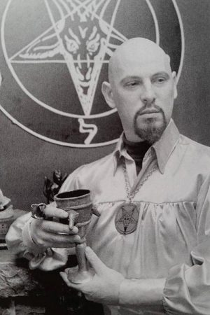 Encyclopedia of New Religions Photo of Anton LaVey