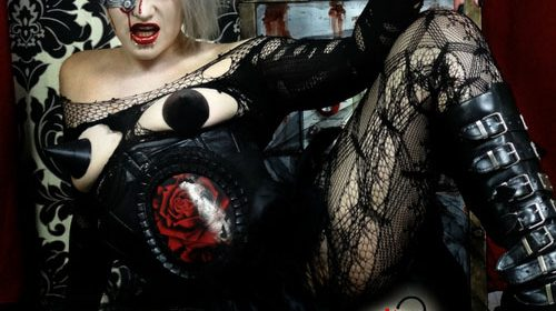 Borg Queen: Goth Concept Album By Canadian Stripper Gets Great Reviews [INDUSTRY MUSIC PRESS RELEASE]