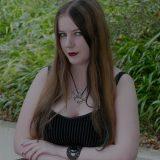 Briana Sullivan: Usra in Silver [SPOKESMODEL GALLERY]