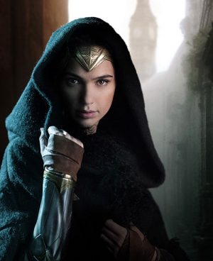 Wonder Woman Early Photo Release.