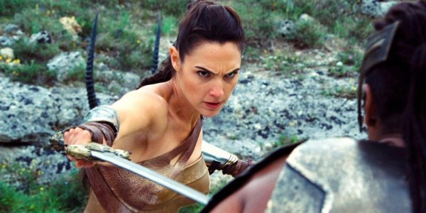 The military trained Gal Gadot is a force of nature.