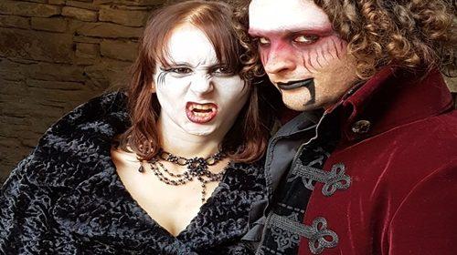 Naamah Noir: Vampires of Montefiorino [MODEL GALLERY]