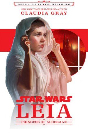 Leia, Princess of Alderaan Cover