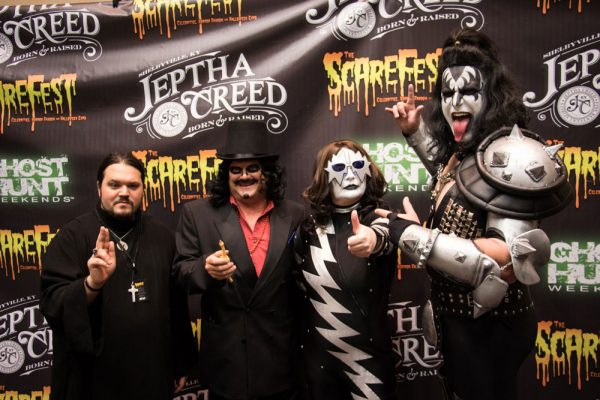 Finally saw a Svengoolie and KISS!