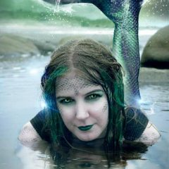 Briana Sullivan: Dark Mermaid [SPOKESMODEL GALLERY]