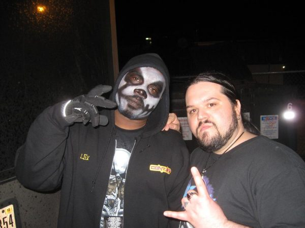 Lex the Hex Master and Reverend Leviathan on The Murder Tour