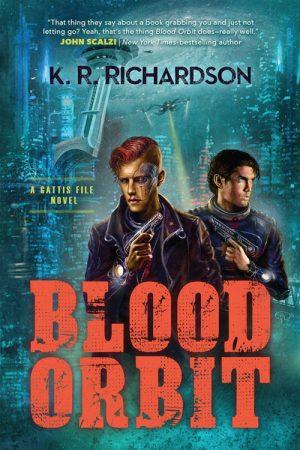 Blood Orbit Cover