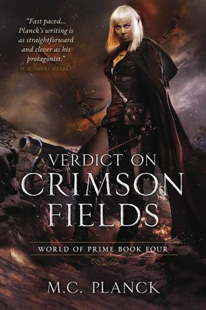 Verdict on Crimson Fields Cover