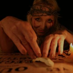 Karen St. Claire: The Ouija Board [MODEL GALLERY]