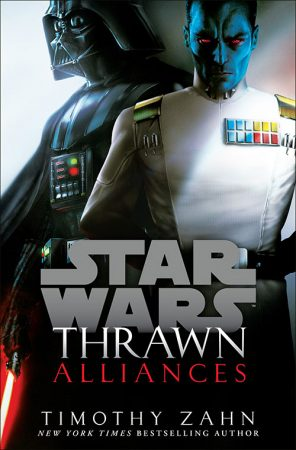 Thrawn: Alliances Cover