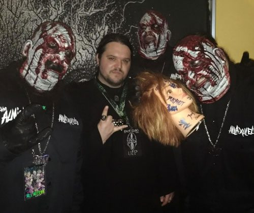 Exposing Skeletons with Reverend Leviathan: Alla Xul Elu (A.X.E.) [INTERVIEW]