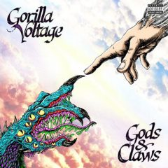 Gorilla Voltage: Gods & Claws [ALBUM REVIEW]
