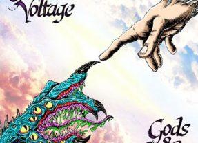 Gorilla Voltage: Gods & Claws [ALBUM REVIEW]