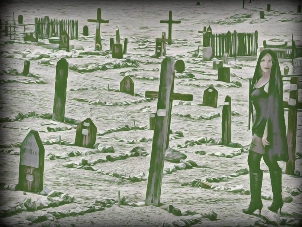 AREA 52 Graveyard