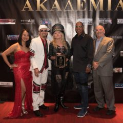 KAREN ST. CLAIRE: VAMPLIFIED Awards Acceptance Speech [PRESS RELEASE]