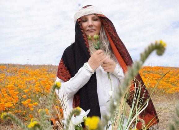 Karen St. Claire: Opium Flower [SPOKESMODEL GALLERY]