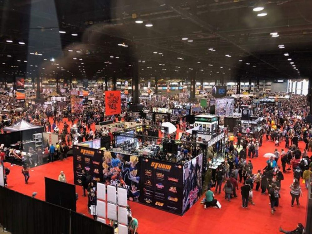 The Showroom was packed at C2E2 2019.