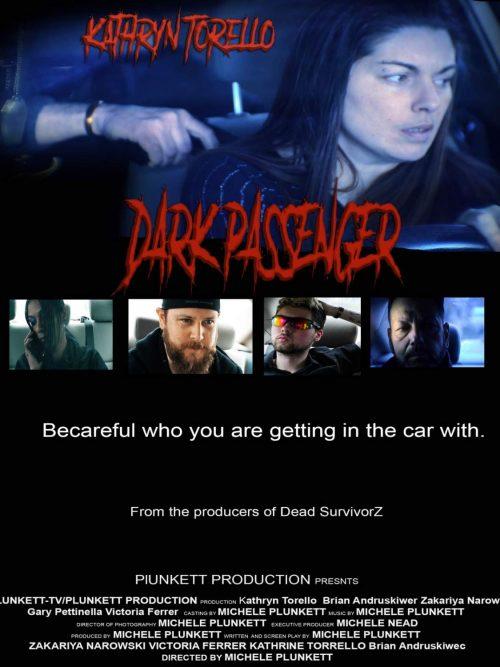 Dark Passenger Cover